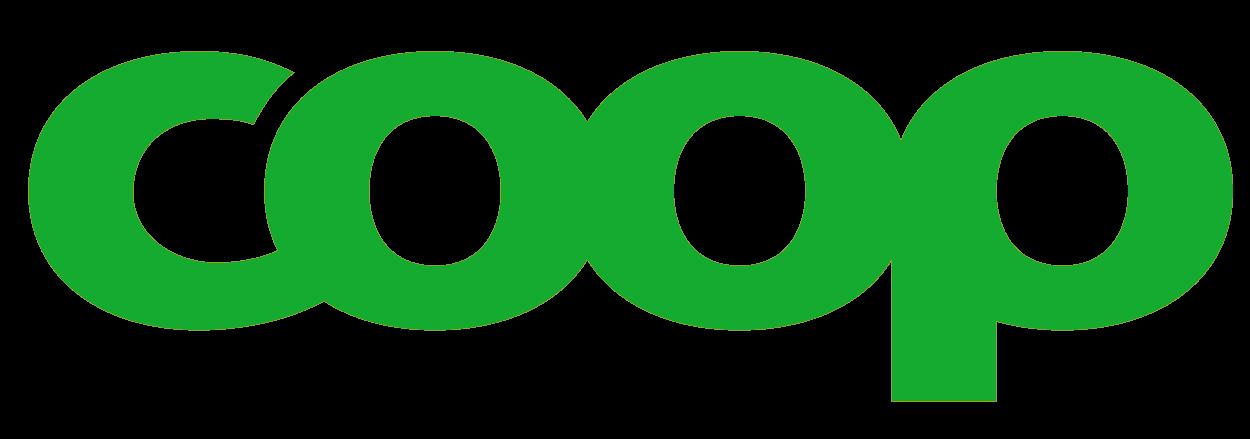 Coop logo Sweden green ni kan nu handla hemifrån shoppingtjänst taxi620