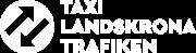 Taxi Landskrona trafiken logo transparant 620